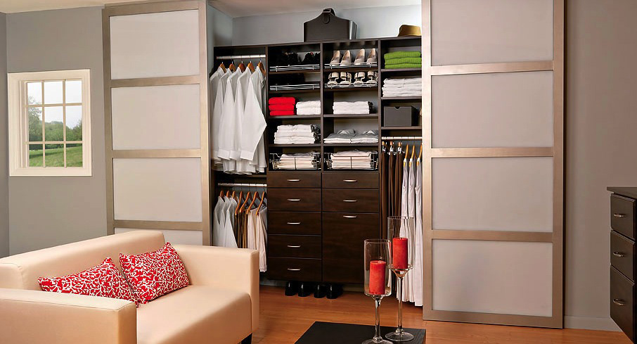 Perfect Bedroom Custom Closet
