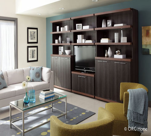 Free in-home consultation service for a custom closet design service