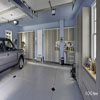 Garage storage organizing design solutions
