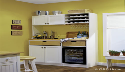 Pantry Organization Shelves Cabinets Drawers